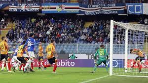 Ramirez al 92° regala di testa il pareggio ai blucerchiati; Sampdoria-Lecce 1-1.