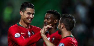 Portogallo show, battuto il Lussemburgo