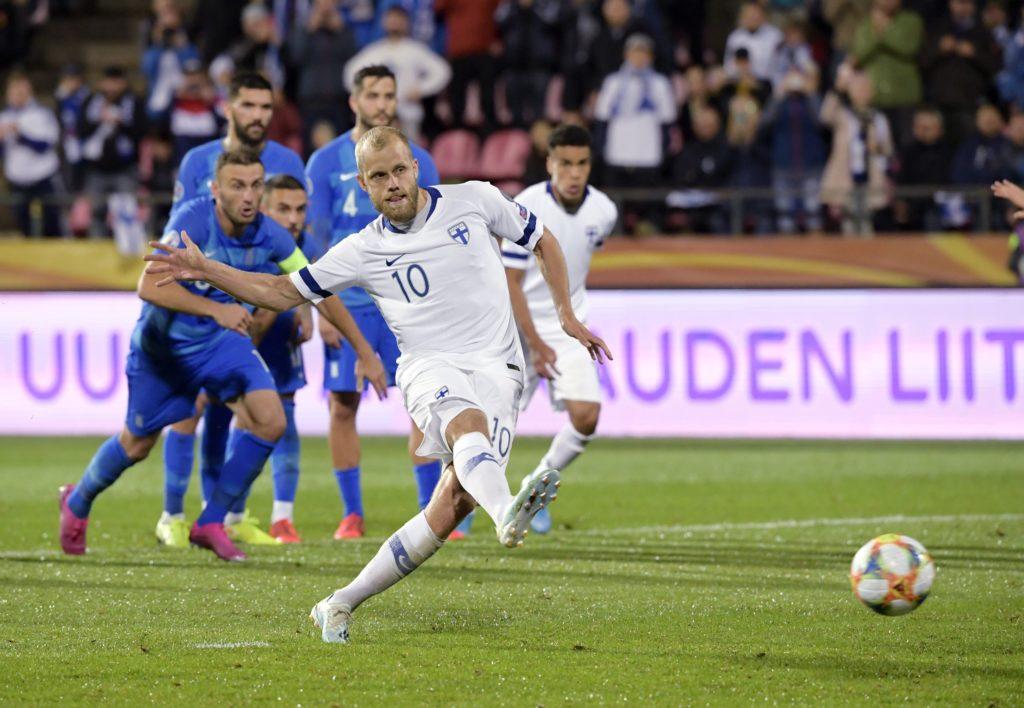 Pronostico Bosnia-Finlandia