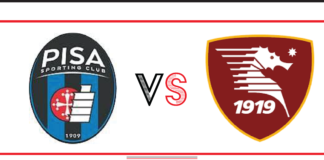 Pisa - Salernitana
