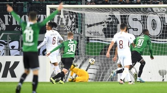 il gol di Thuram che regala la vittoria ai tedeschi