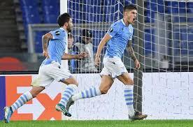 Dopo 24 minuti Correa porta avanti i padroni di casa; Lazio-CLuj 1-0.