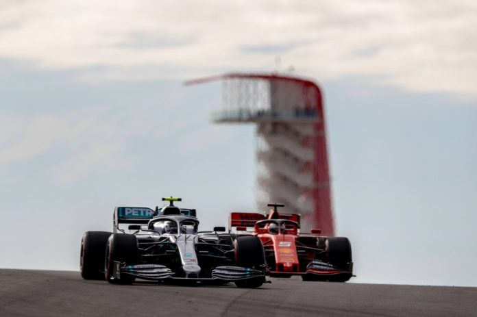 GP Austin | Bottas in pole! Vettel 2°