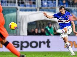 La magia su punizione di Gabbiadini e il rigore di Ramirez ribaltano l'Udinese; Sampdoria-Udinese 2-1.