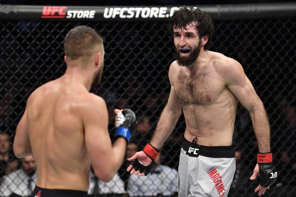 UFC Fight NIght 163 - Kattar e Zabit