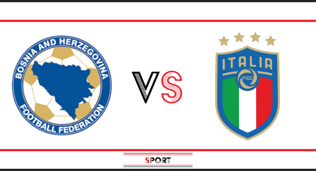 Il pronostico di Bosnia-Italia, 6a giornata di Nations League.