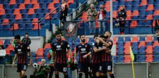 Cosenza - Spezia è terminata sull'1-1