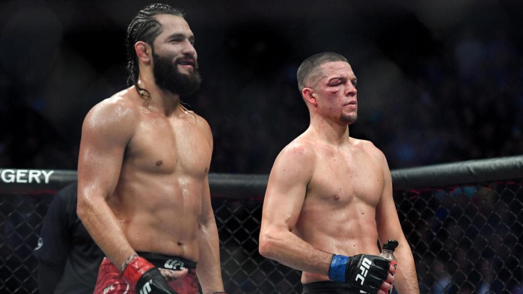 UFC 244 - Masvidal e Diaz a fine incontro