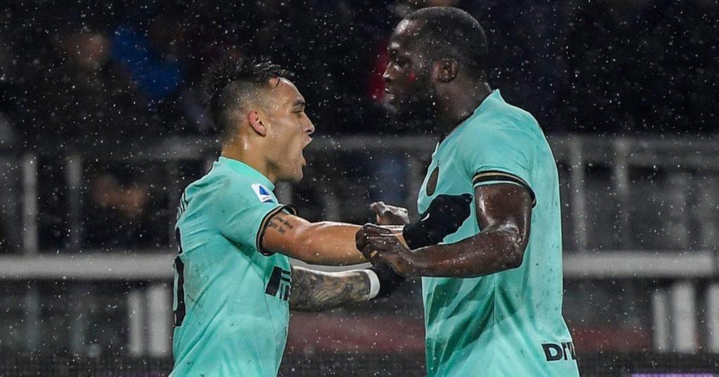 """la coppia gol neroazzurra. L'Inter """"mata"""" il Toro e continua la corsa alla Juventus."""