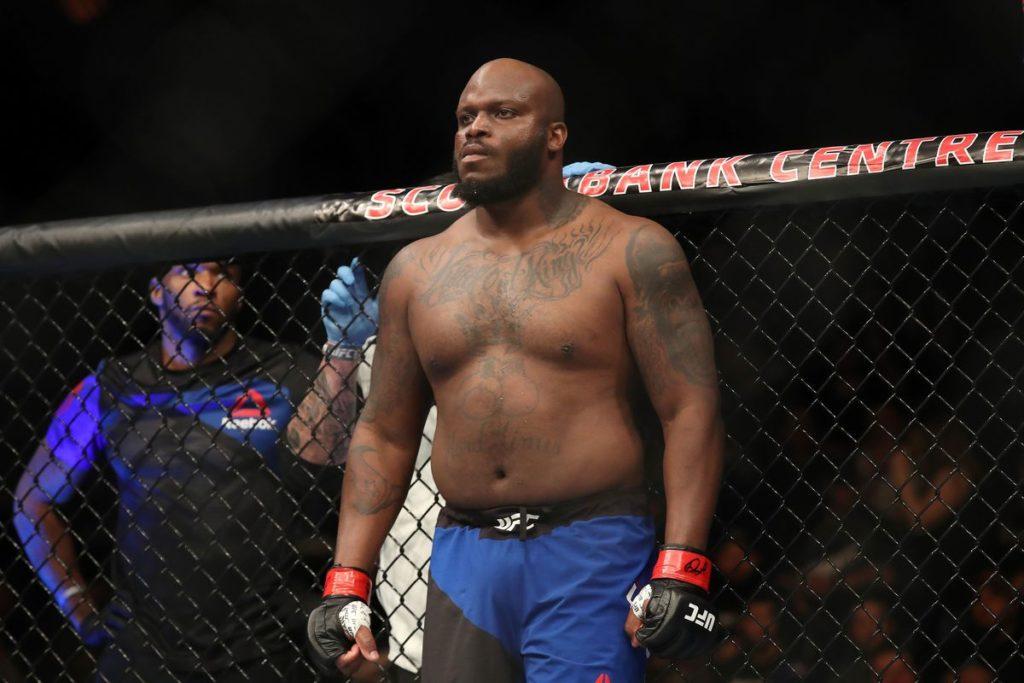 UFC 244 - Derrick Lewis