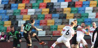 Pordenone - Cremonese termina sull'1-0
