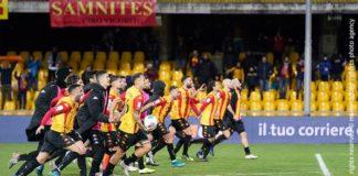 Benevento, un Natale in fuga! Battuto 1 a 0 il Frosinone