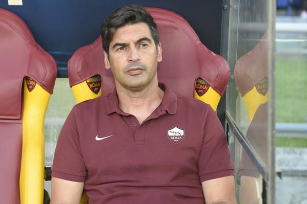 Mister Fonseca, all. della AS Roma
