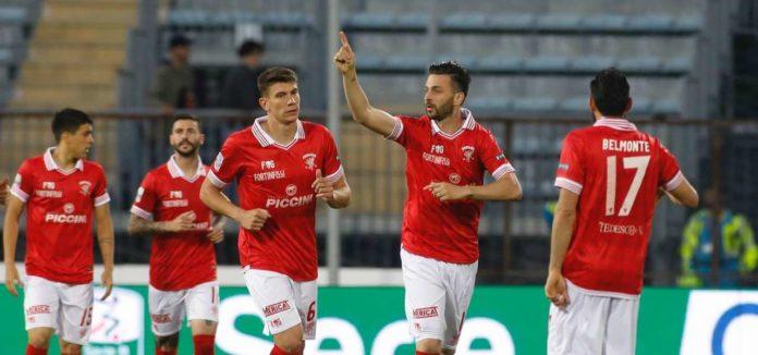 Perugia - Entella termina sul 2-0