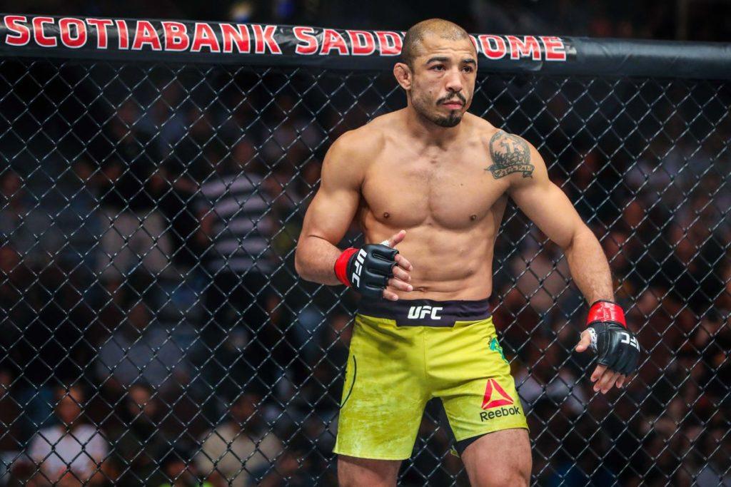 UFC 245 - Jose Aldo esordisce nei pesi gallo