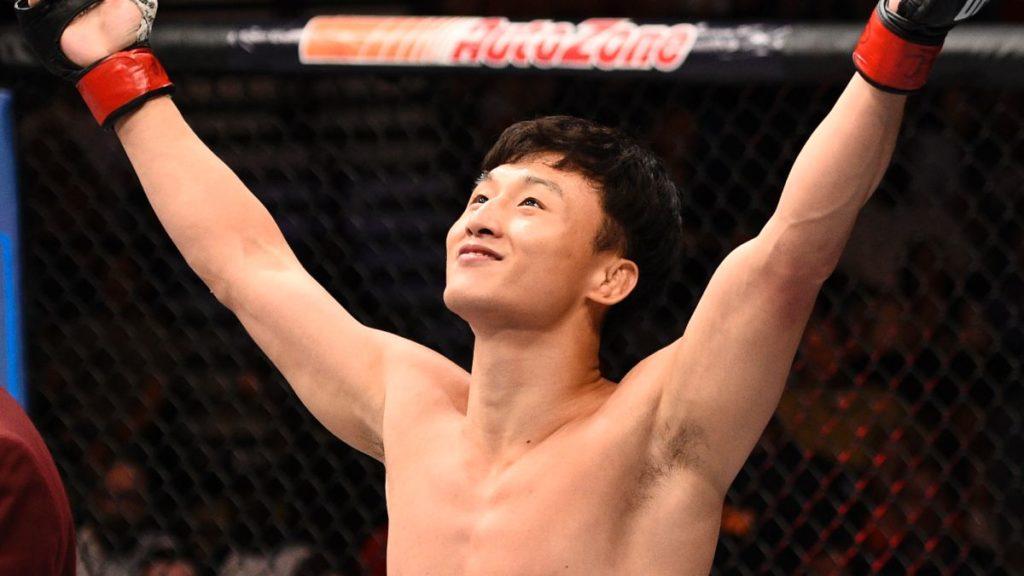 UFC Fight Night 165 - Dooho Choi