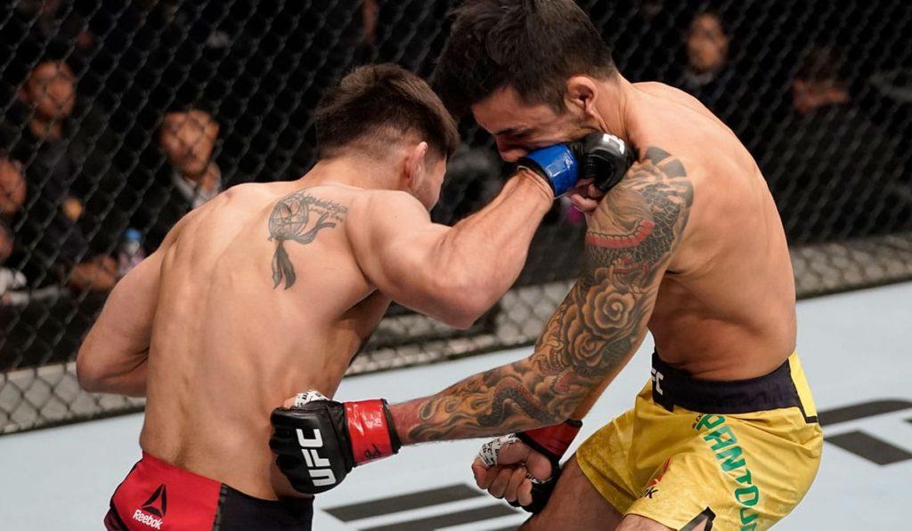 UFC Fight Night 165 - Pantoja Vs Schnell