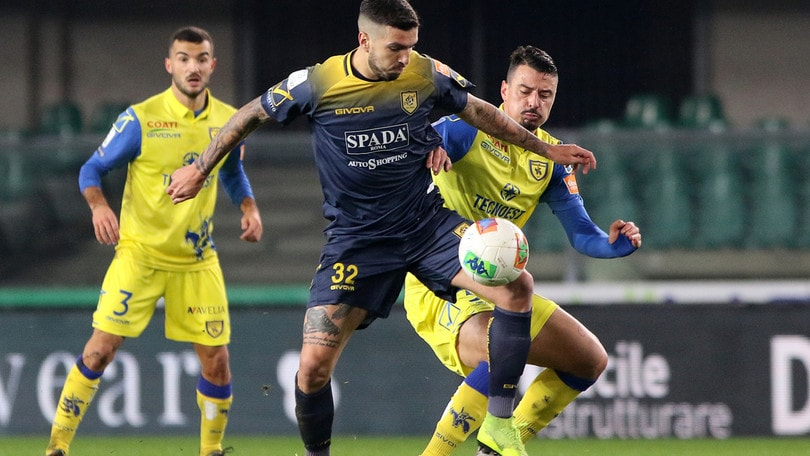 Juve Stabia - Chievo  Verona