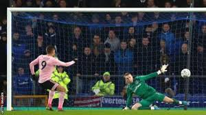 Jaime Vardy e compagni hanno eliminato l'Everton ai quarti di finale di Carabao Cup.
