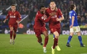 Leicester-Liverpool 0-4