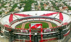 Il Monumental, lo stadio del River Plate evacuato per un allarme bomba.