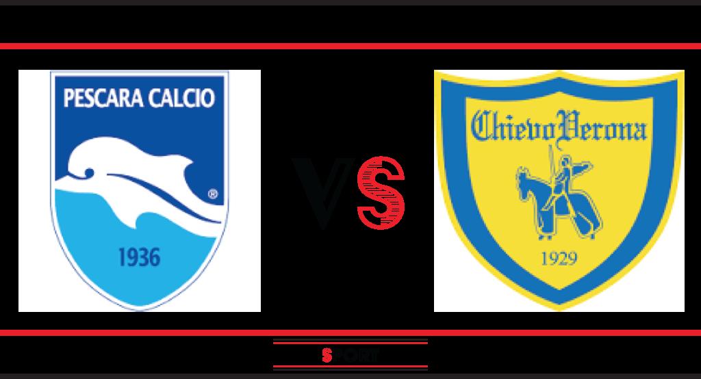 Pronostico di Pescara-Chievo, 19a giornata di Serie B.