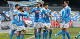 Napoli-Perugia 1-0: gli azzurri volano ai quarti