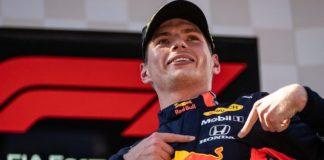 Verstappen rinnova con la Red Bull!