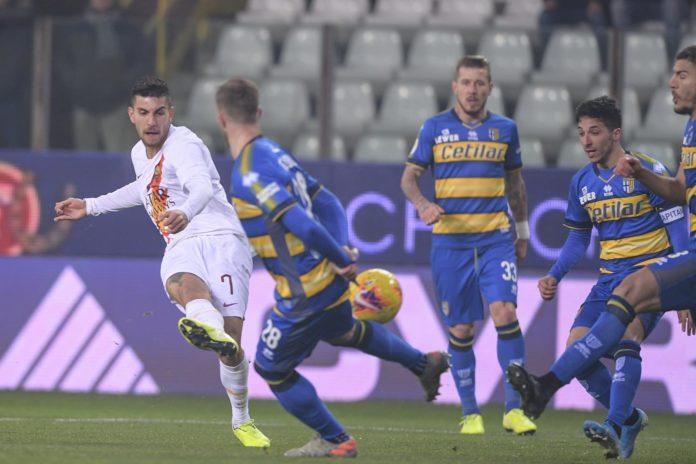 Parma-Roma Risultato