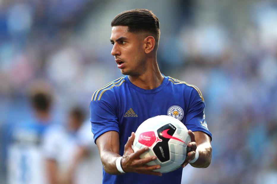 Ayoze Pérez, Leicester City-West Ham.