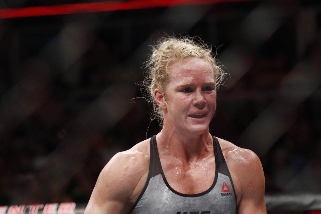 UFC 246 - Holly Holm è pronta a rinascere