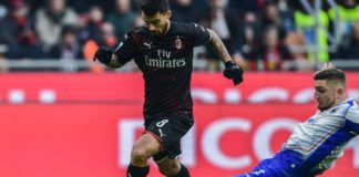Milan - Sampdoria è terminata sullo 0-0