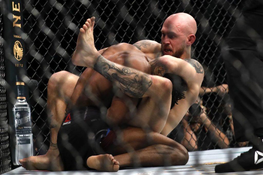 UFC Gennaio - Brian Kelleher