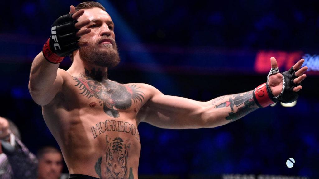 UFC Gennaio - Conor McGregor