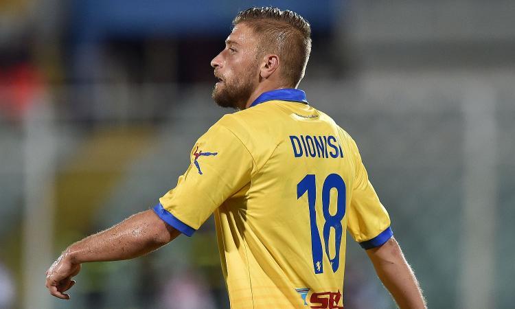 Frosinone - Juve Stabia, Federico Dionisi