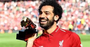Il vincitore dello scorso anno, Mohamed Salah