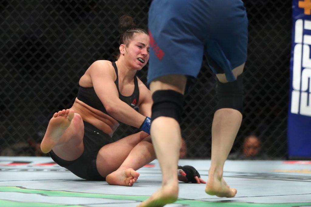 UFC Gennaio - Maycee Barber