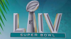 L'immagine del Super Bowl LIV, che si giocherà a Miami