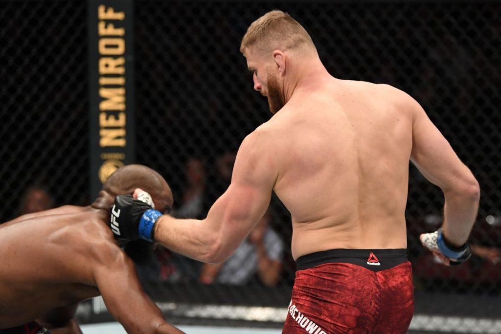 UFC Fight Night 167 - Jan Blachowicz