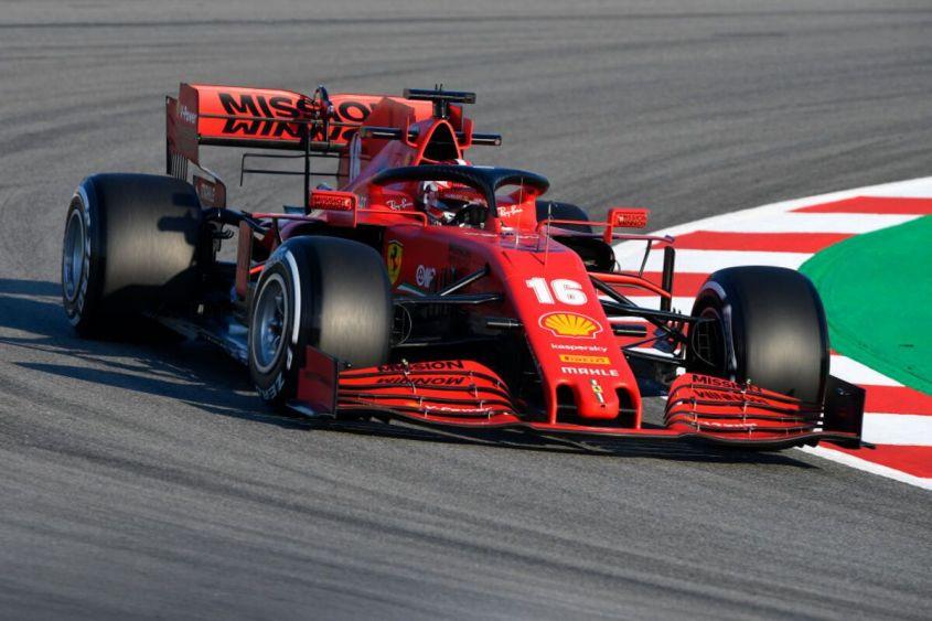 Test F1 Barcellona 2020: Mercedes subito forte con le Hard