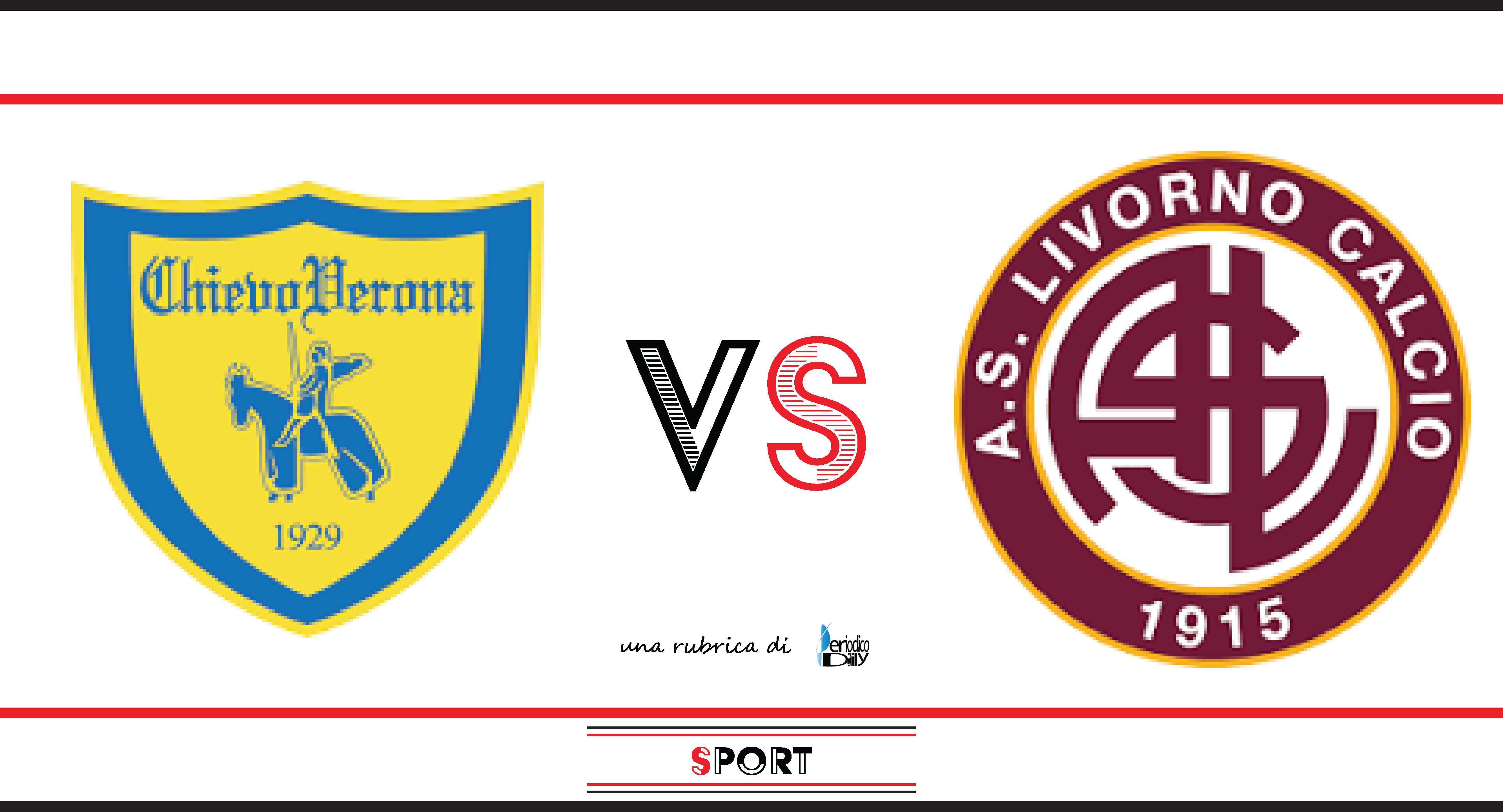 Pronostico Di Chievo Livorno Formazioni E Dove In Tv Periodicodaily Sport