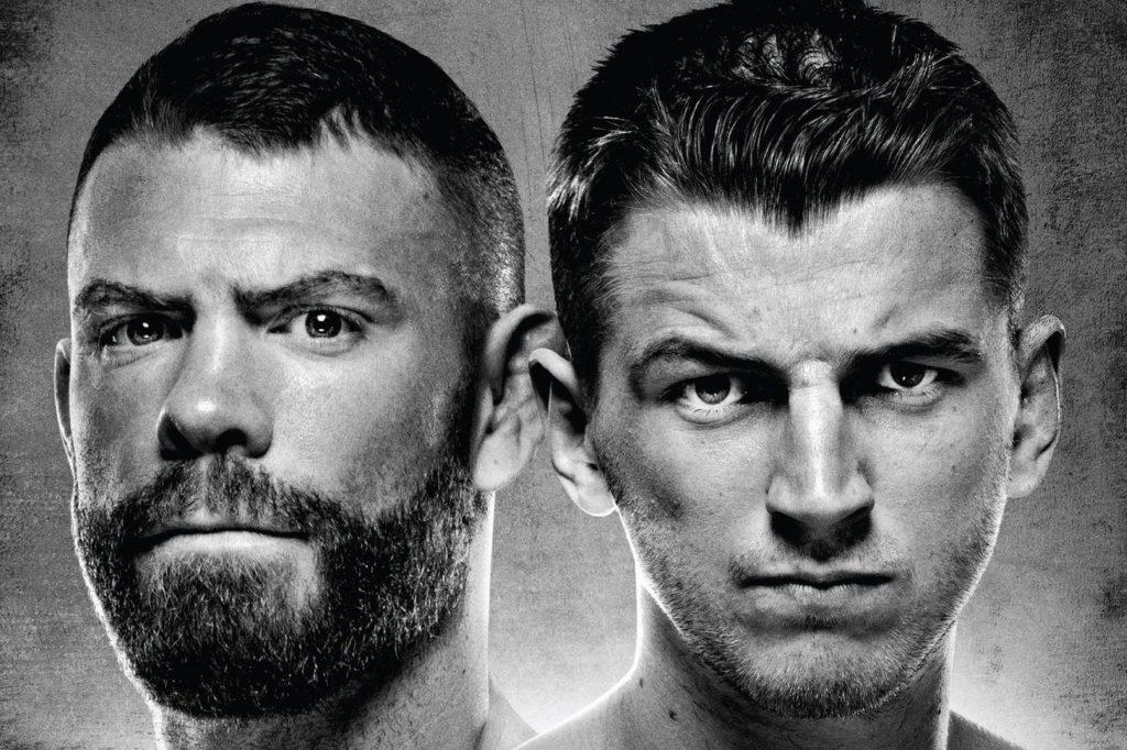 UFC Fight Night 168 - Paul Felder e Dan Hooker