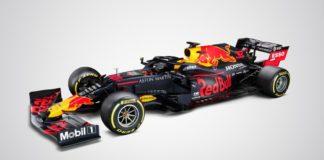 La nuova RedBull Honda 2020