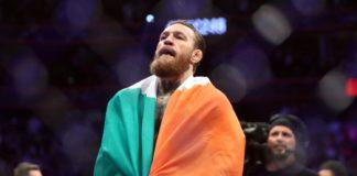 Conor McGregor videomessaggio