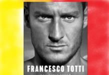 Copertina del libro di Francesco Totti Un Capitano