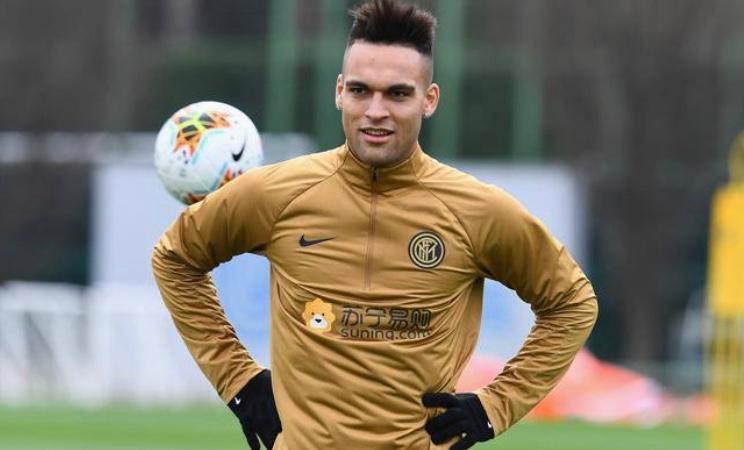 Inter, Lautaro Martinez