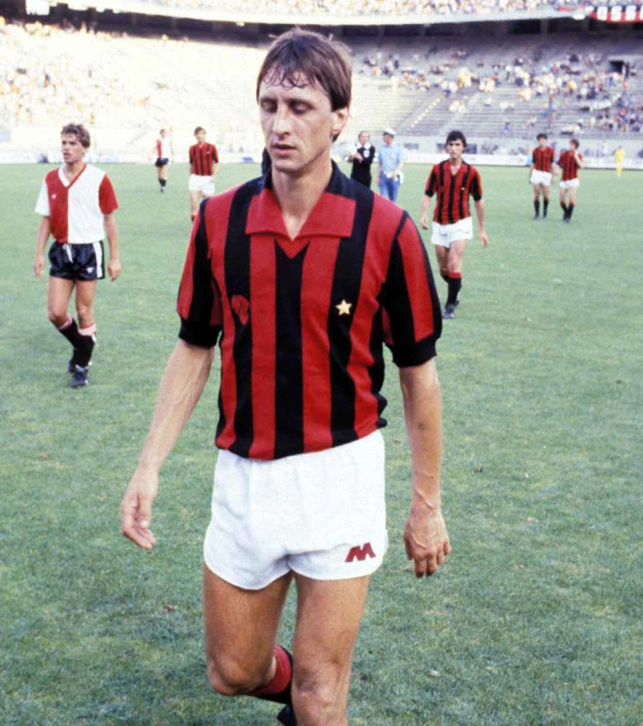 AC Milan, Johan Cruijff