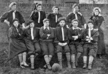 calcio femminile 125 anni