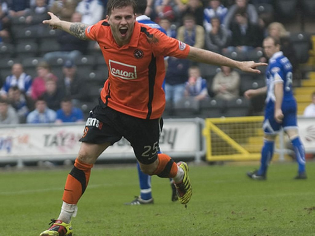 Dundee United, David Goodwille, 2009-2010