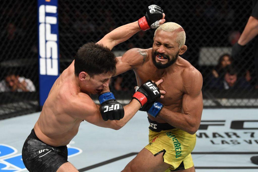 UFC Fight Night 169 - Deiveson Figueiredo KO Joseph Benavidez